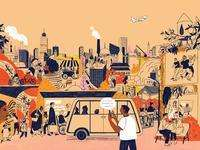 Les villes concentrent les défis au développement durable mais aussi les solutions