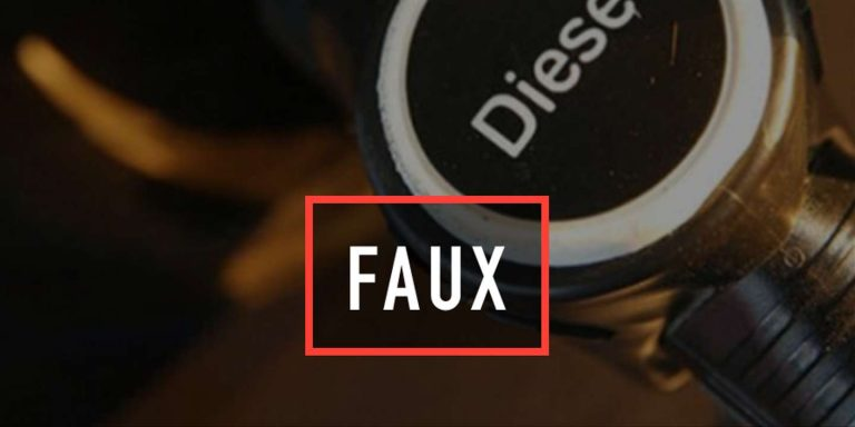 Non, le diesel n'est pas finalement «moins polluant que l'essence»