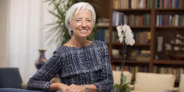 Pour Lagarde, « la féminisation de la finance n'est pas une option, c'est une nécessité ! »