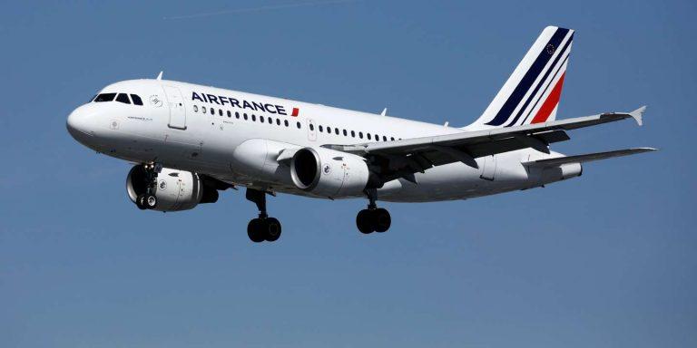 Recyclage, compensation: Air France s'engage à réduire son empreinte carbone