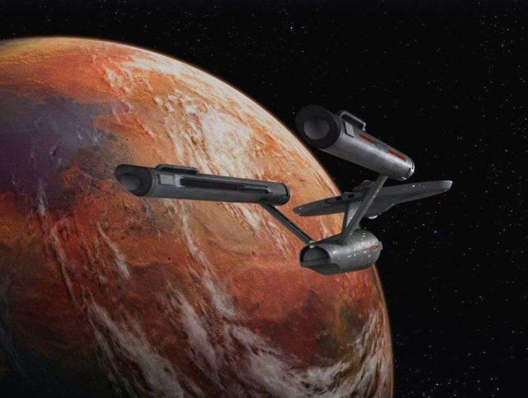 Star Trek : plus vite que la lumière ?