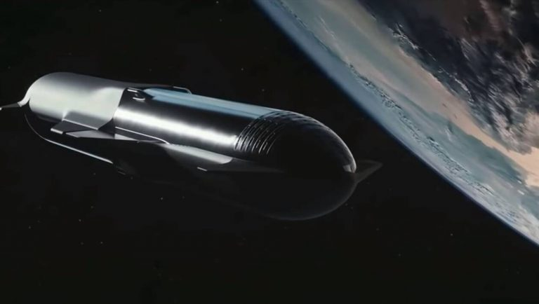 Starship. Elon Musk présente son vaisseau spatial pour aller sur la Lune, Mars… et au-delà !