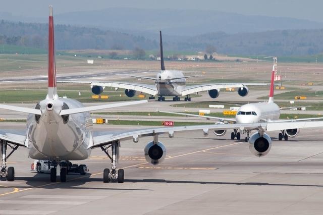 La «honte de voler» va plomber l'aviation, selon UBS