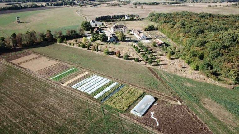 Transformer 100 hectares en ferme exemplaire, c'est le pari de ce couple