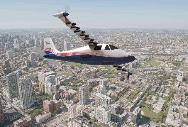 X-Plane X-57 : l'avion électrique expérimental de la NASA prêt pour son premier vol