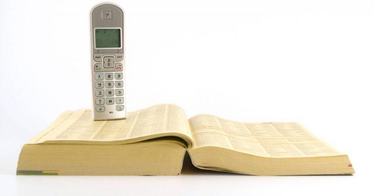 140 ans après sa création, l'annuaire téléphonique disparaît