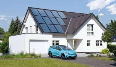 Allemagne, SONNENE propose des abonnements de voitures solaires avec production photovoltaïque