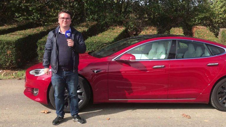 Essai – J'ai fait Lyon-Paris en Tesla Model S sans recharger