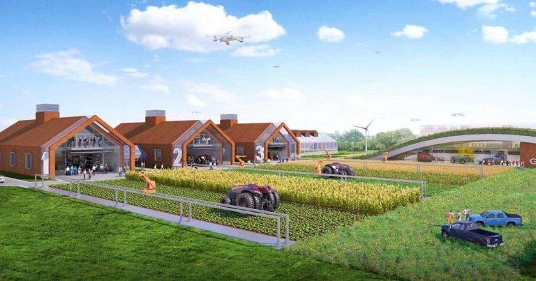 Microsoft réalise son 1er investissement agricole dans une «ferme futuriste»