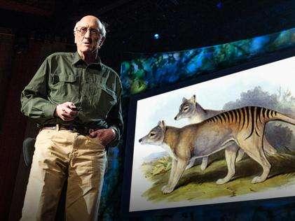 Stewart Brand: Stewart Brand : L'aube de la désextinction. Etes-vous prêts ?