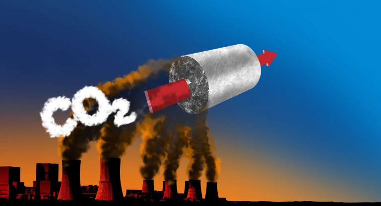 A sustainable new material for carbon dioxide capture