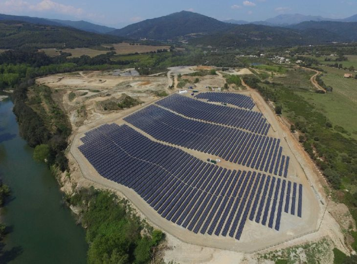 Solaire avec stockage : la centrale de Giuncaggio ouvre de nouvelles perspectives – Enerzine