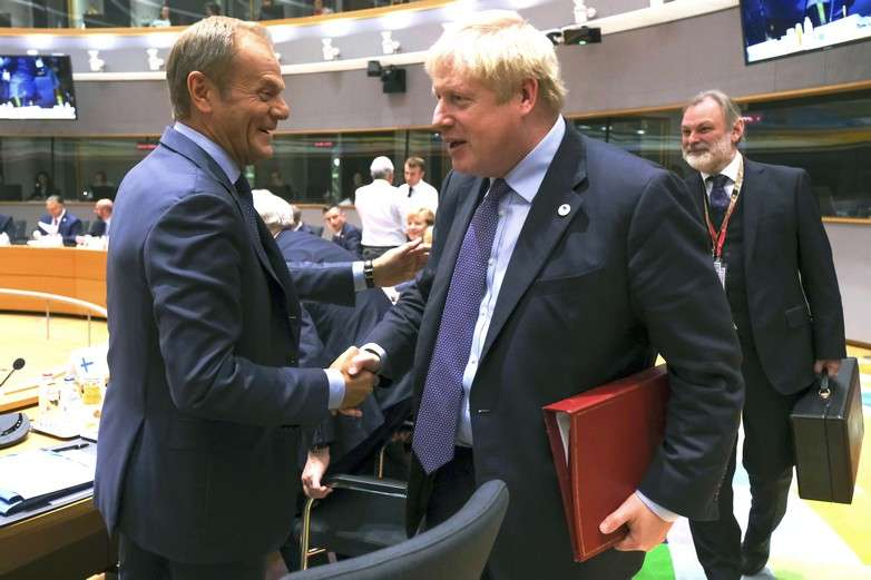 Brexit : l'accord de sortie « Johnson/UE » en 8 points clés