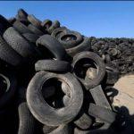 Comment le pneu recyclé s'invite dans le pneu neuf