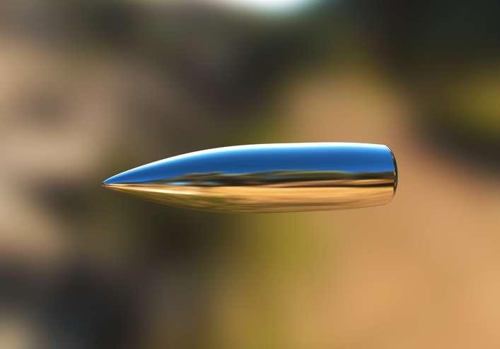 Deux simples couches de graphène pourraient arrêter une balle