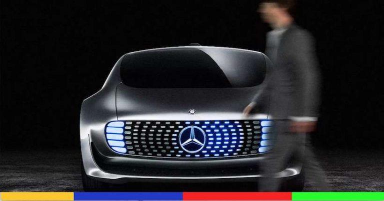 Entre sacrifier un piéton et le chauffeur de sa voiture autonome, Mercedes a choisi