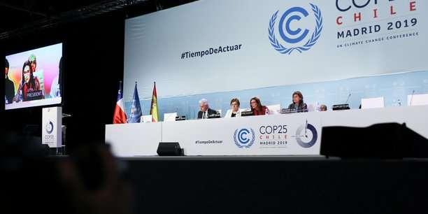 La COP25, un coup d'épée dans l'eau dans la lutte contre le réchauffement climatique