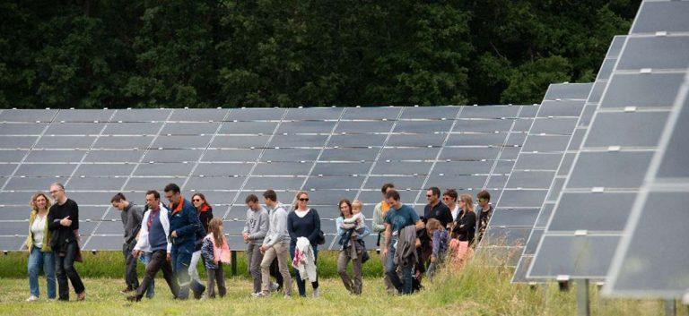 La participation des citoyens, « accélérateur » des projets d'énergies renouvelables