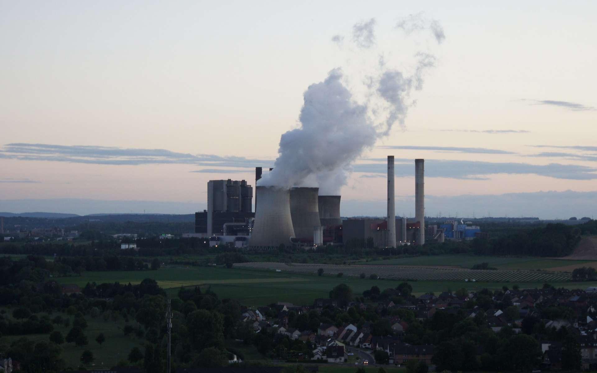 L'Allemagne va mettre en service une centrale de charbon de plus