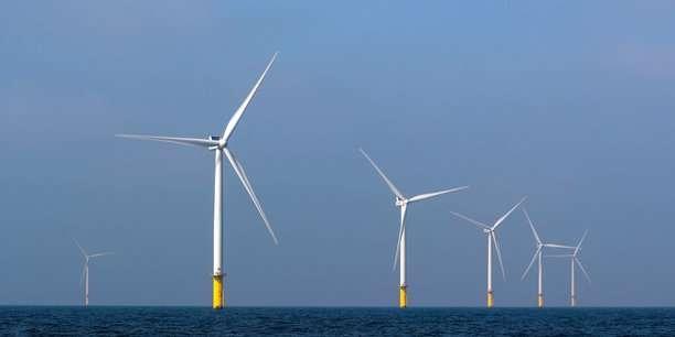 L'éolien en mer pourrait devenir la première source d'électricité en Europe