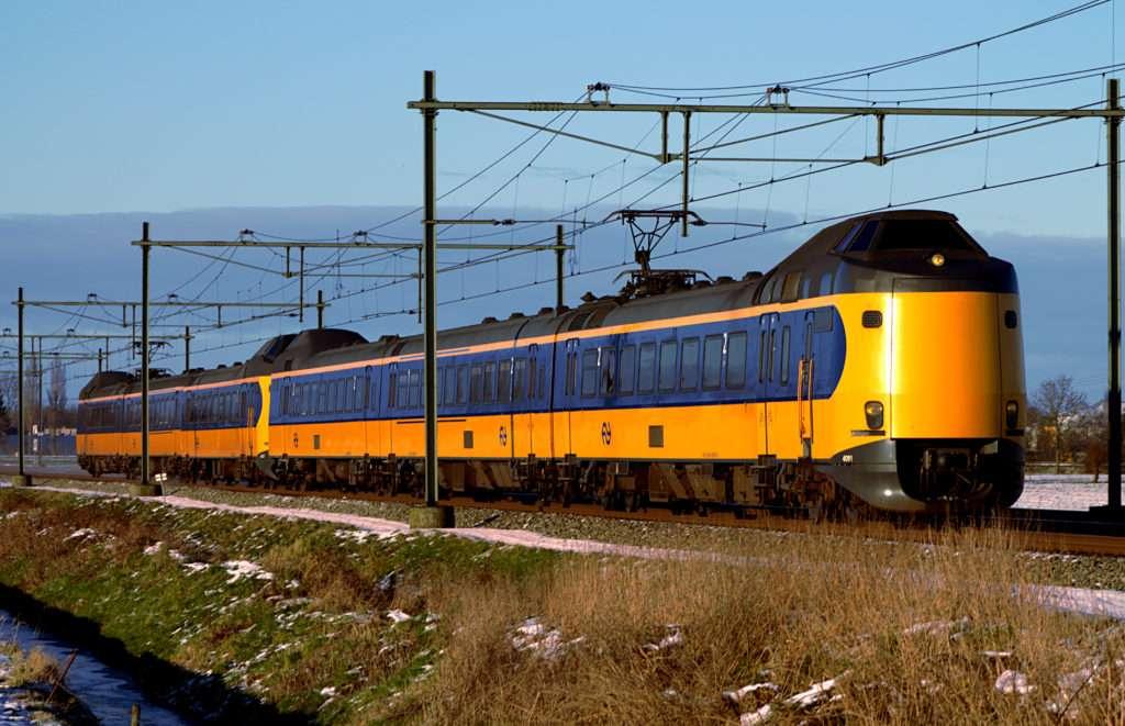 Les trains électriques néerlandais deviennent 100% alimentés par l'énergie éolienne – Enviro2B