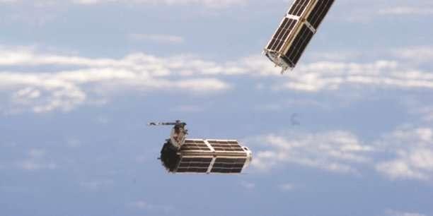 Plus petits qu'une boîte à chaussures, ces satellites permettent de lutter contre la déforestation