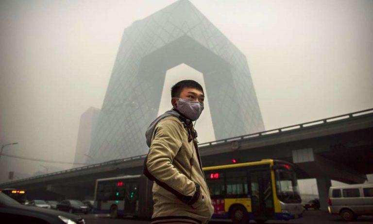 Pollution : des Japonais auraient créé une matière magique capable d'absorber le CO2