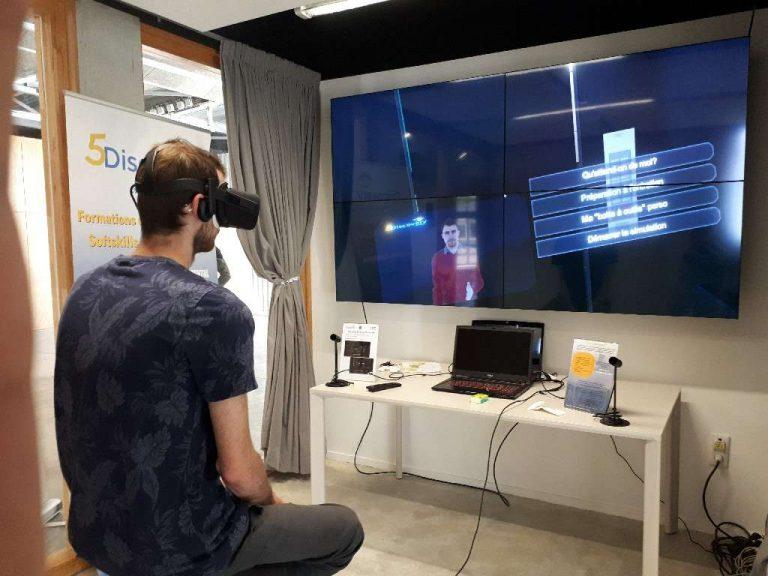Quand la formation comportementale et le développement des Soft Skills s'appuient sur la réalité virtuelle – Ubergizmo France