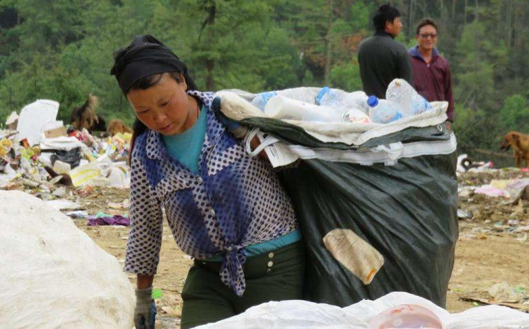 Quand les déchets oeuvrent pour les femmes
