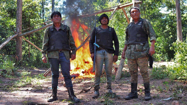 VIDEO. COP25 : en Amazonie, «les gardiens de la forêt» ont pris les armes contre la déforestation