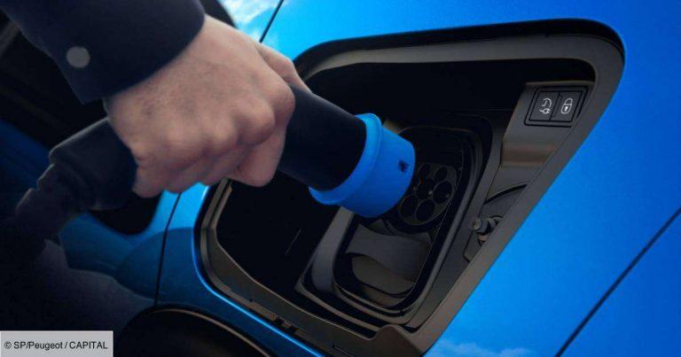Automobile : la voiture électrique, cauchemar des supermarchés et des stations-service