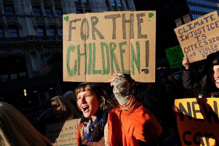 Avertissement. Le changement climatique causera la prochaine crise financière