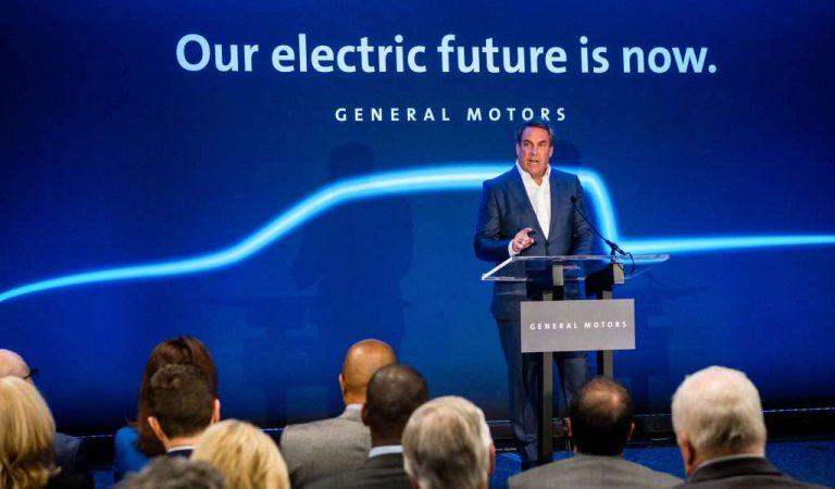 General Motors investit 2,2 milliards de dollars pour construire sa gigafactory