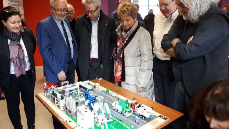La ville de Dijon lance une unité de production d»hydrogène pour des véhicules «propres»