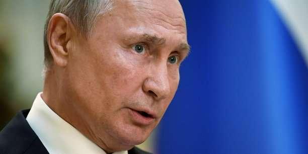 Les ambitions titanesques de Poutine pour moderniser la Russie