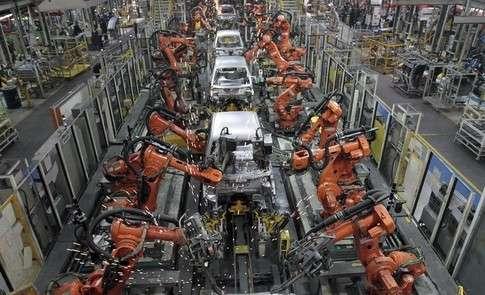 Les pays ayant la plus forte densité de robots industriels