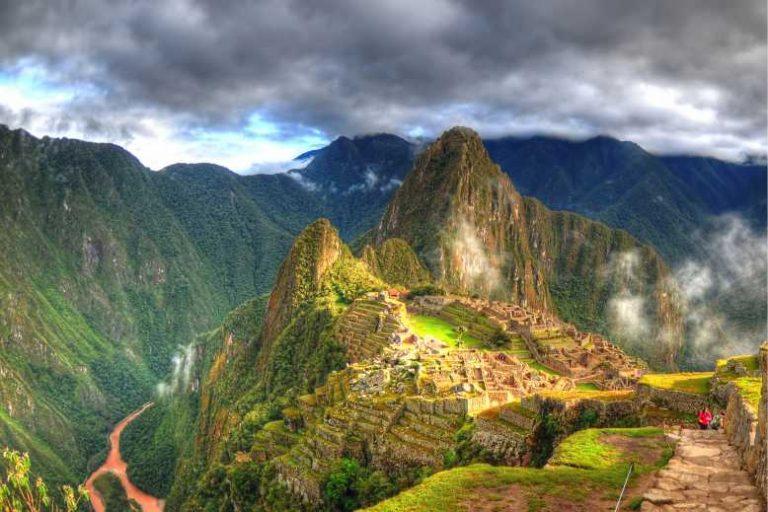 Pérou : un million d'arbres plantés pour sauver le Machu Picchu des glissements de terrain