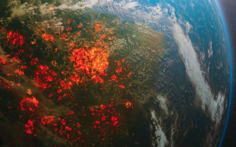 Réchauffement climatique : des incendies comparables à ceux d'Australie se multiplieront