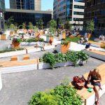 «Agriculture urbaine» dans l'ensemble du site