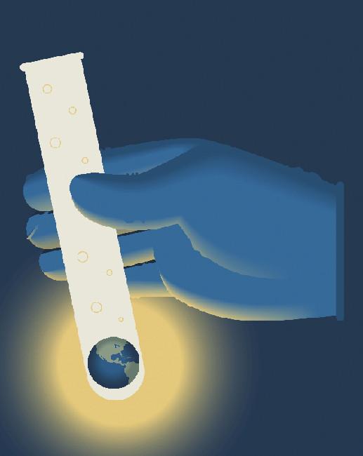 Pour rafraichir le climat, ces ingénieurs veulent bloquer la lumière du Soleil