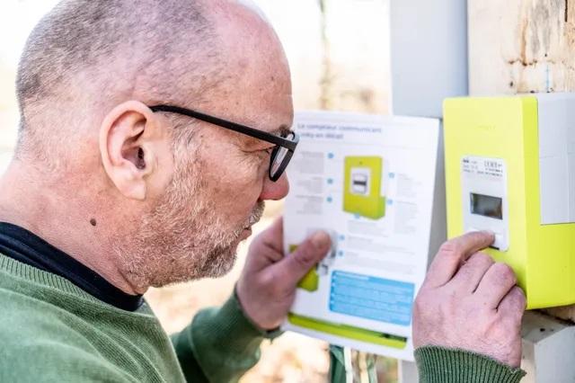 Compteurs Linky : EDF et Engie épinglés par la CNIL