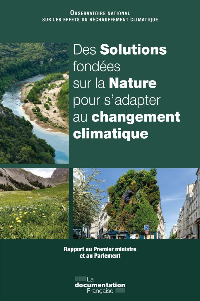 Des solutions fondées sur la nature pour s'adapter au changement climatique