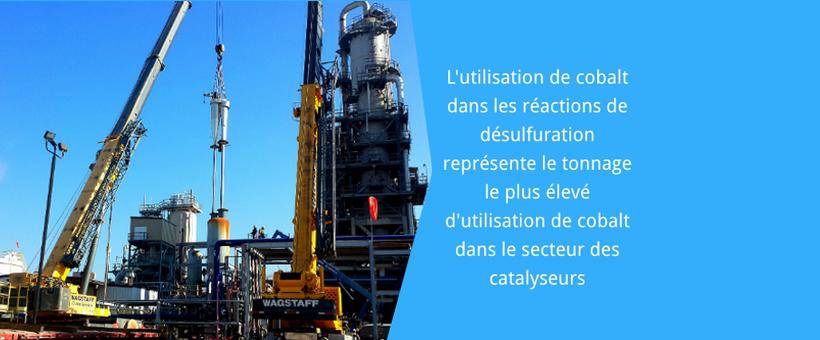 Le cobalt dans… l'industrie pétrolière !