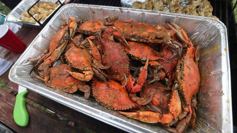 L'océan pacifique est tellement acide que les carapaces des crabes se dissolvent
