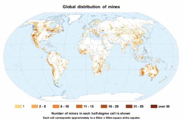 Les entreprises du secteur des minéraux et des métaux peuvent contribuer à atteindre le programme de développement durable à l'horizon 2030