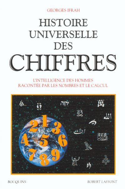 Georges Ifrah, L'histoire universelle des chiffres