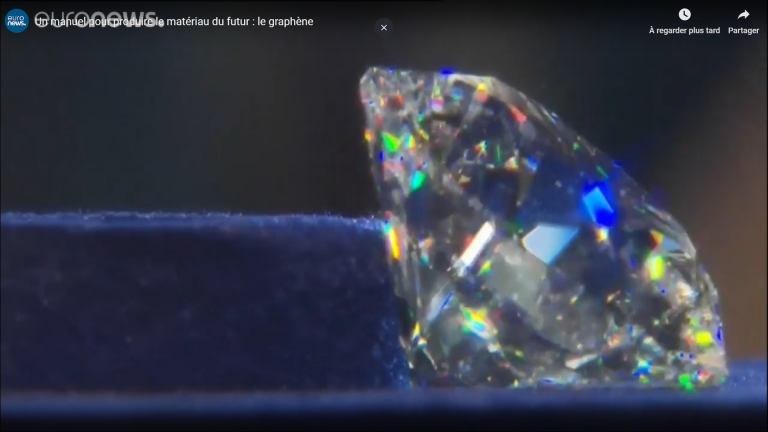 Un manuel pour produire le matériau du futur : le graphène