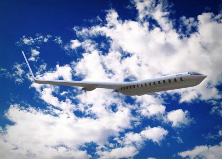 Her0 Zero, un concept d'avion électrique beaucoup moins polluant