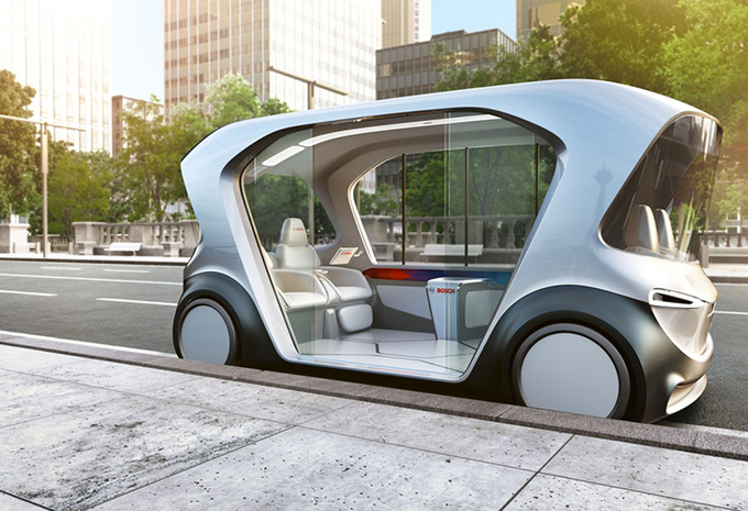 Bosch est prêt à lancer une voiture autonome dès demain