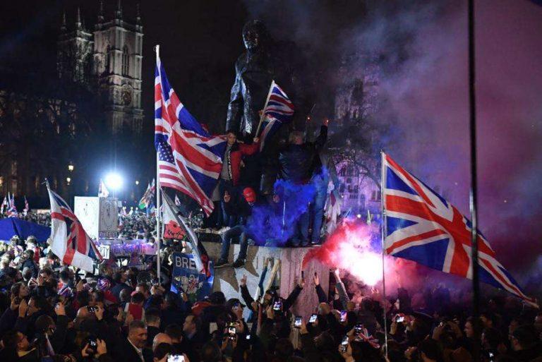 Brexit. Le Royaume-Uni a quitté l'Union européenne